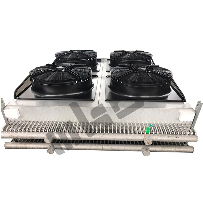 floor stand oil air cooler dry cooler.